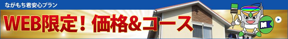 WEB限定!価格&コース