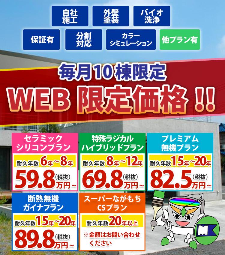 WEB限定価格