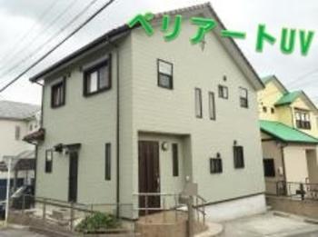 エイジング調の外壁に多彩模様仕上げを施してお家が生まれ変わりました☆